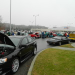 Cars and Coffee Dece,ber 2014 025