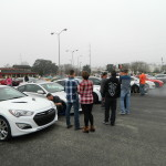 Cars and Coffee Dece,ber 2014 050